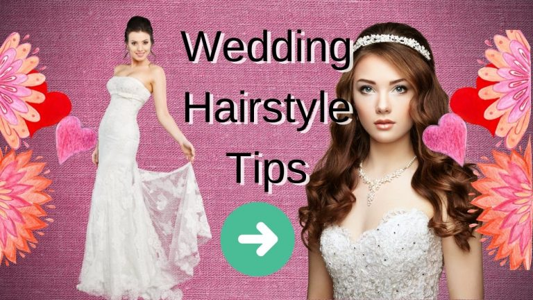 Wedding Hairstyles – How To Wear Your Hair